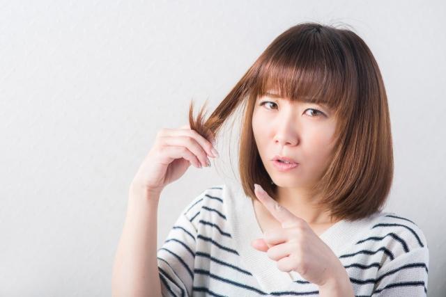 髪質と性格の関係性から考える。実は髪はずっと変わり続ける。
