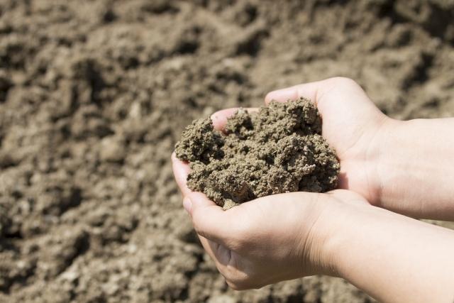 用土の種類とその性質